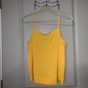 Women's Topshop square neck cami